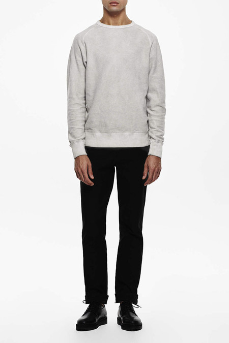 Saturdays Surf NYC Simon Sweatshirt | Ash