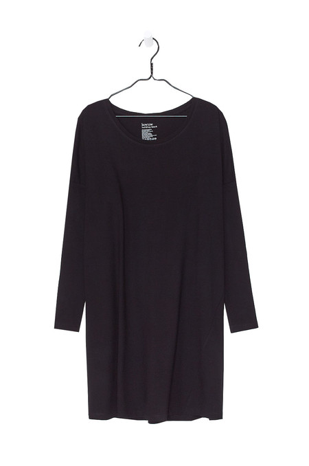 Kowtow Oversized Dress - Black