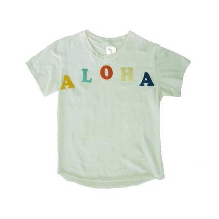 Kids nico nico Aloha T-Shirt