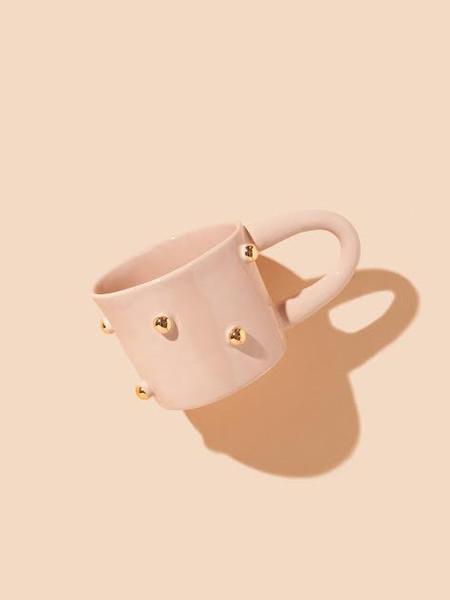 The Pursuits of Happiness Bump Mug