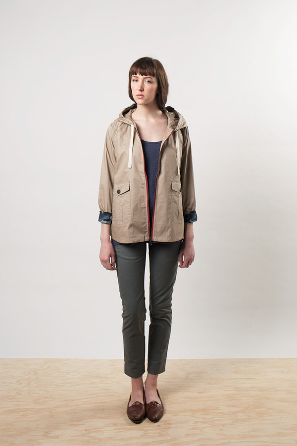Bridge & Burn Macleay Khaki