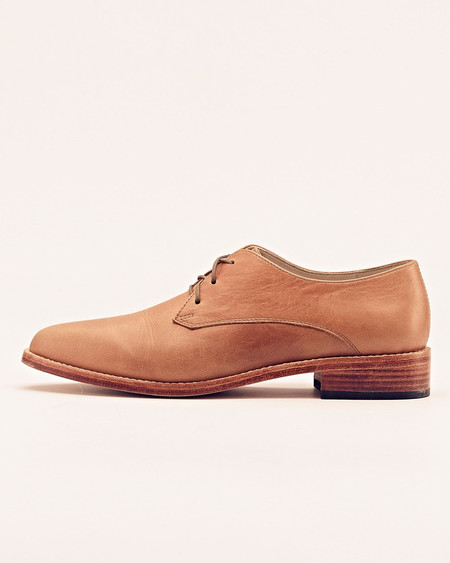 Nisolo James Oxford Almond 5 for 5