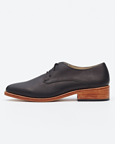 Nisolo James Oxford Noir 5 for 5