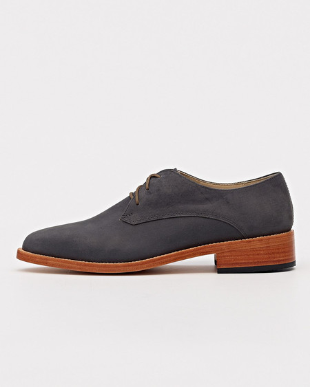Nisolo James Oxford Slate Gray 5 for 5