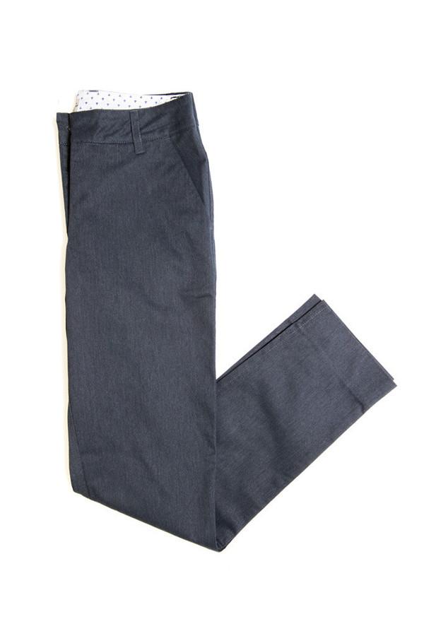 Bridge & Burn Market Trouser Cadet Blue
