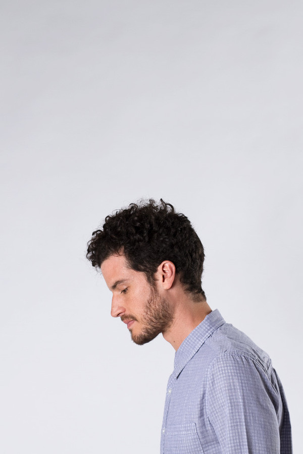 Men's Bridge & Burn Porteau Doubleface Pin