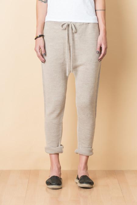 Lauren Manoogian Arch Pants In Oatmeal