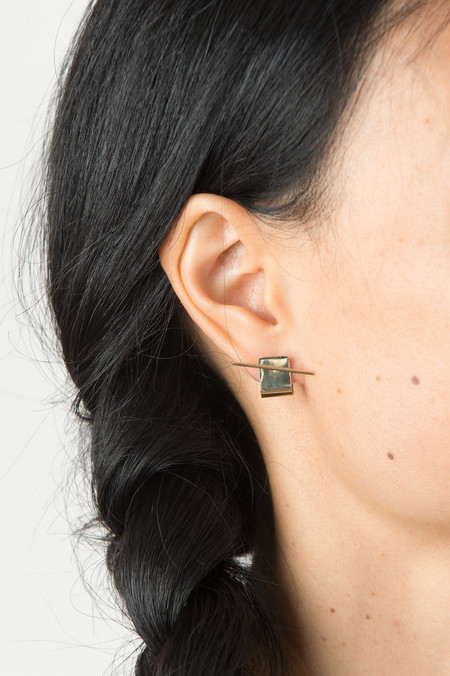 Kathleen Whitaker Ear Cuff With Stick