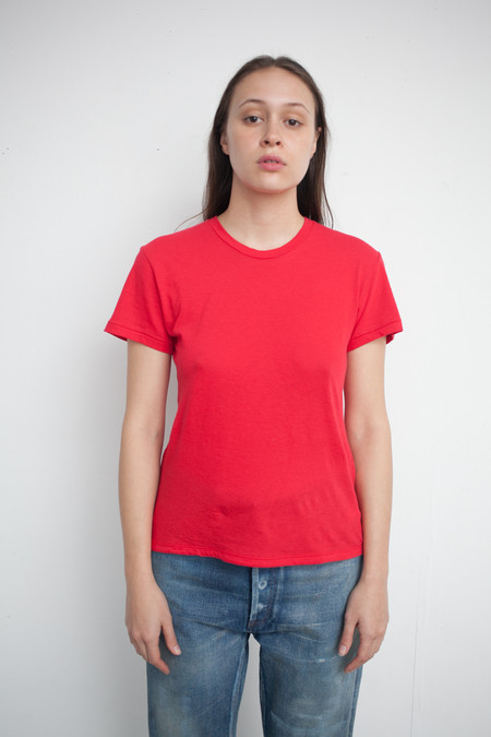 Creatures of Comfort Perfect Tee in Chili