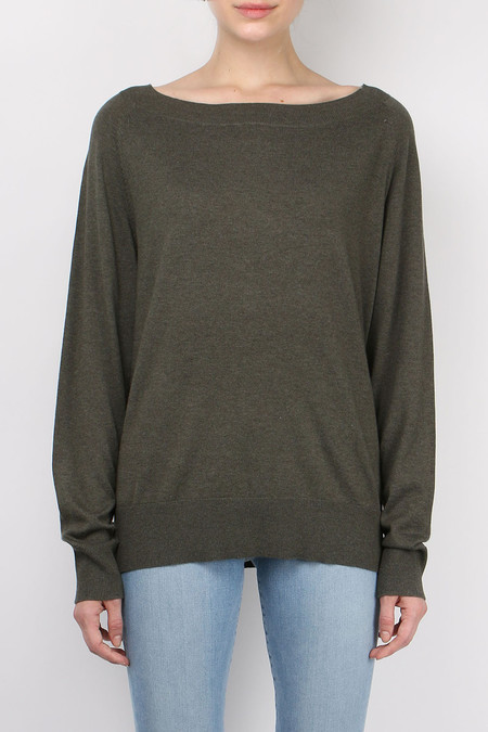 Sphere One Relaxed Raglan Sweater