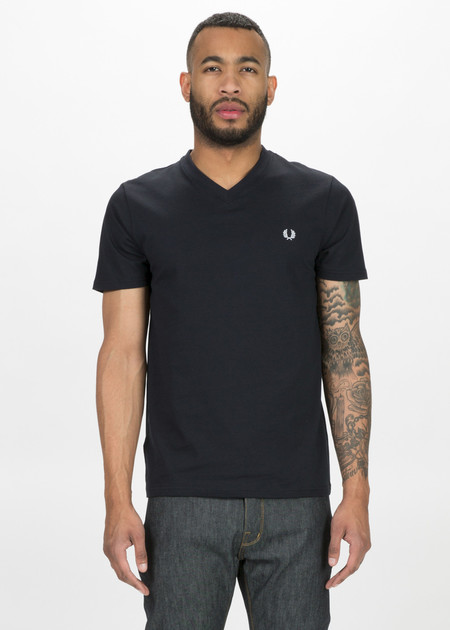 Fred Perry Classic V-Neck T-Shirt