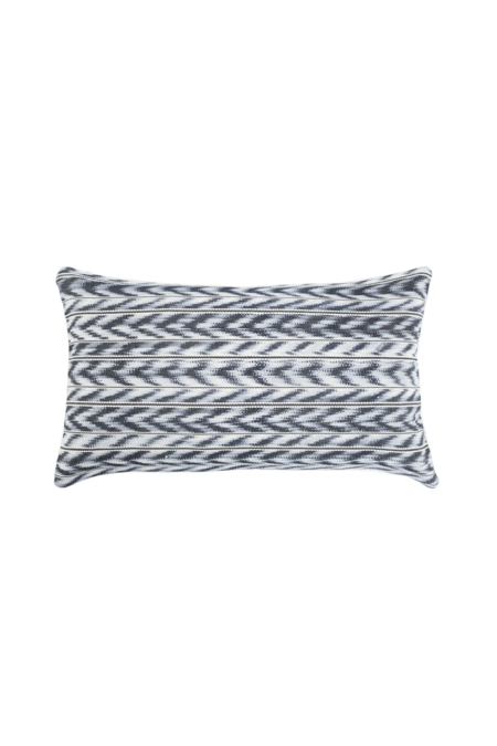 Archive New York Toto Ikat Pillow - grey