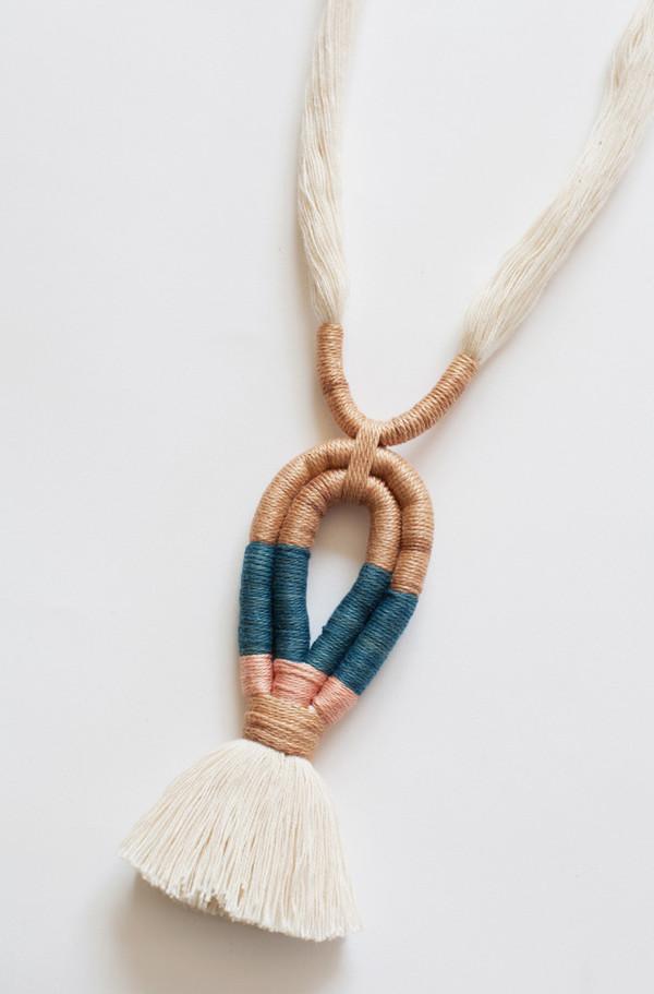 No. 7 Jumbo Necklace