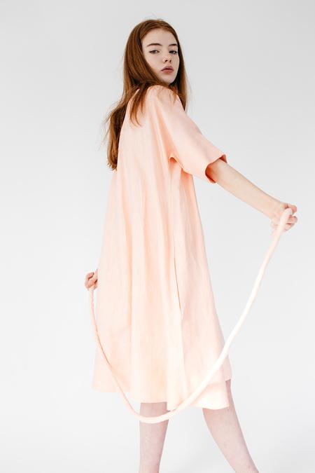 Lauren Winter Poet Dress