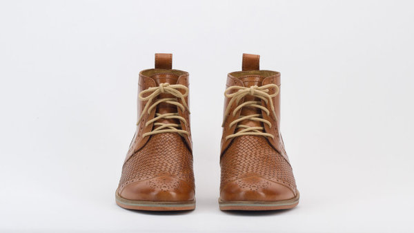 J Shoes Thatch Wingtip Boots