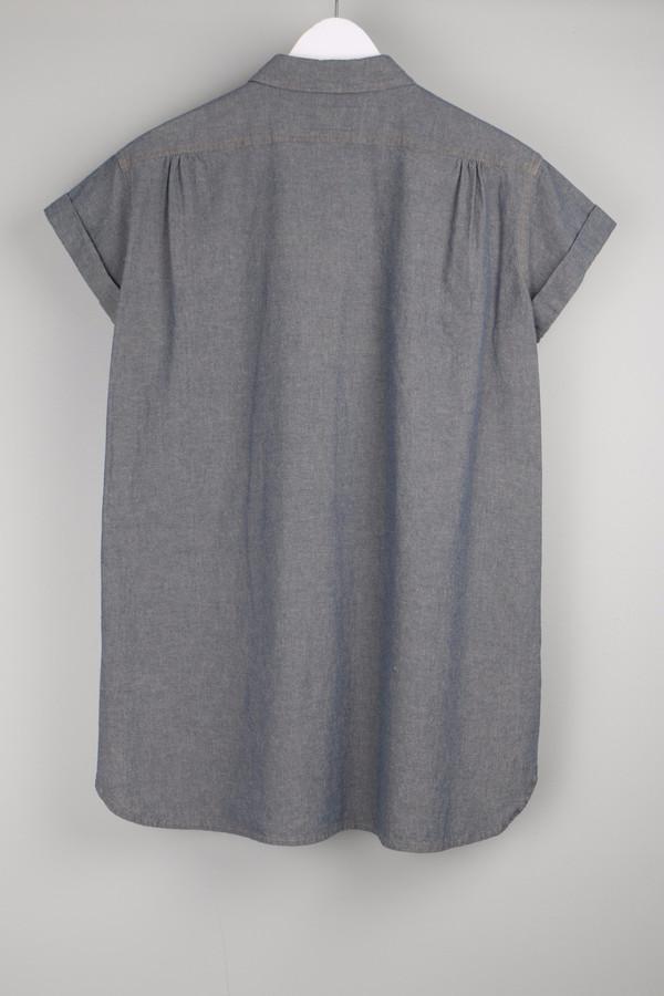 The Great Short Sleeve Century Shirt Blue
