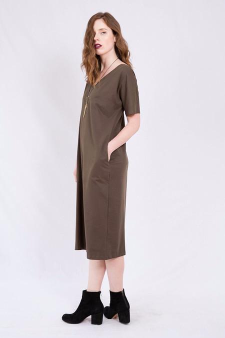 Kowtow Reversible Dress