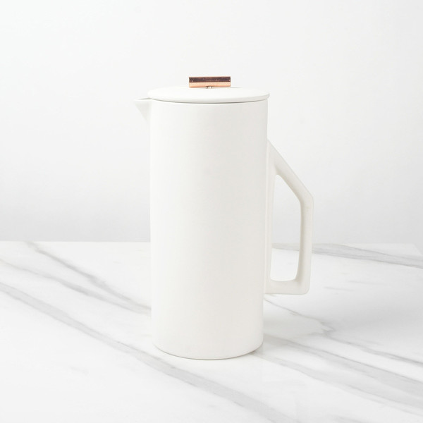 Yield Design Co. Ceramic French Press