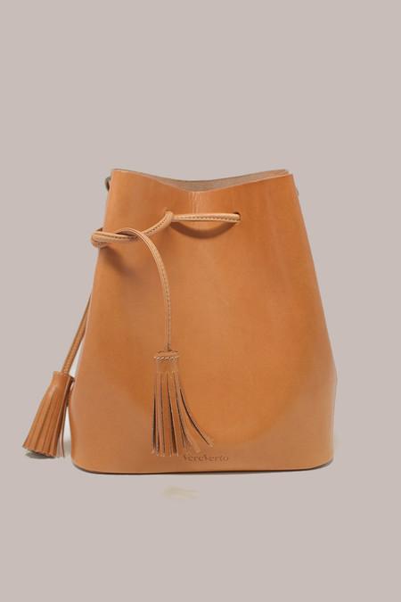 VereVerto Dita Bag in Honey