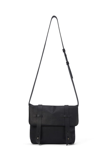 Lowell BERCY BLACK NAPPA LEATHER