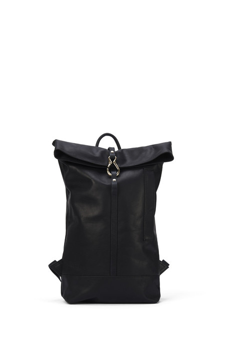 Lowell WAVERLY BLACK NAPPA LEATHER