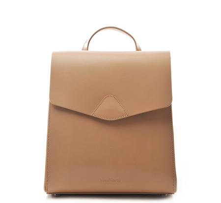 VereVerto Taupe Mini Macta Bag