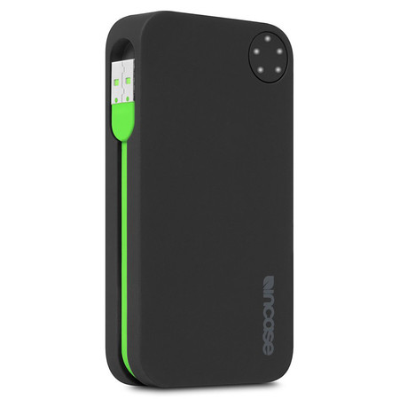 INCASE PORTABLE POWER 5400 - BLACK MATTE