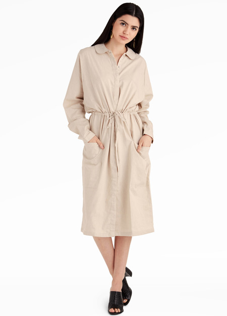 Kowtow Detour Shirt Dress