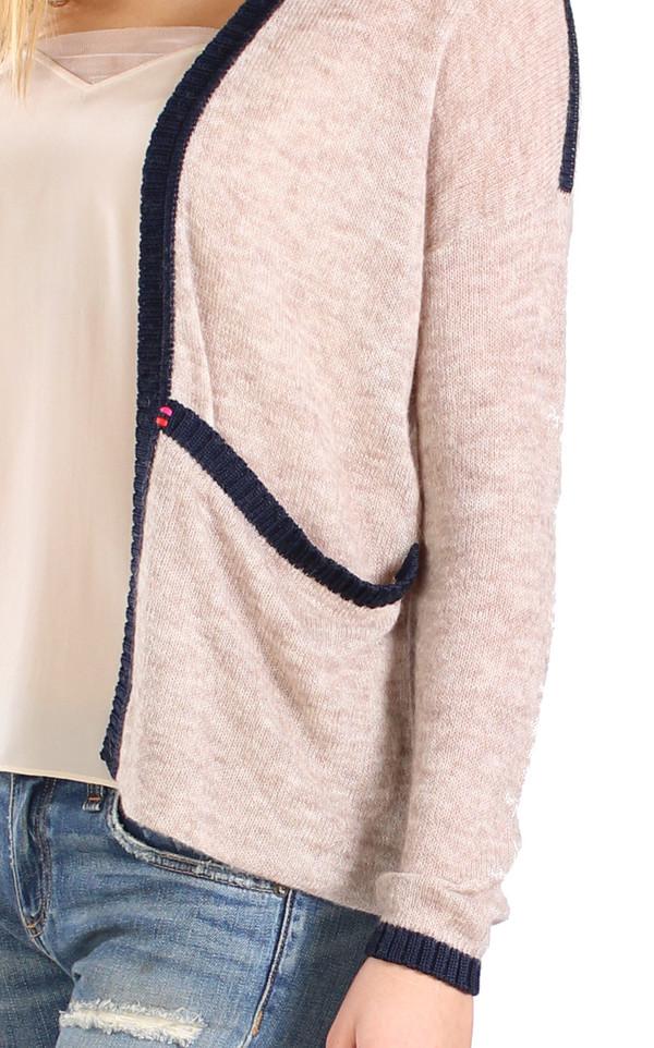 Label+Thread Cozy Pocket Cardigan