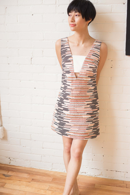 Eve Gravel Sottsass Dress