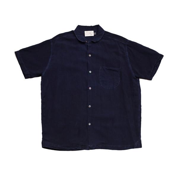 Olderbrother Geri Shirt - Indigo