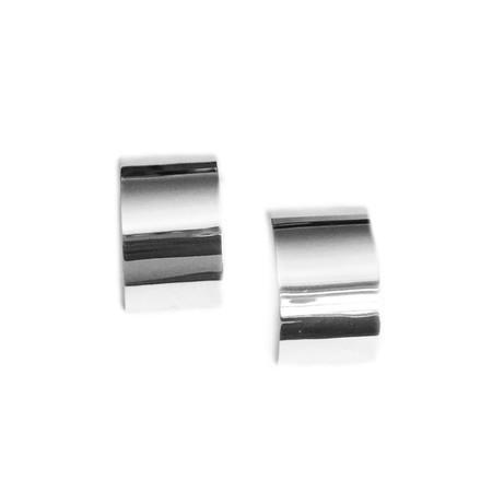 Tarin Thomas curved andie earrings