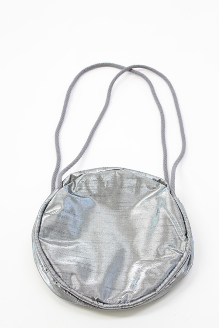 Lotfi Serus Bag Silver Silk Or Barley