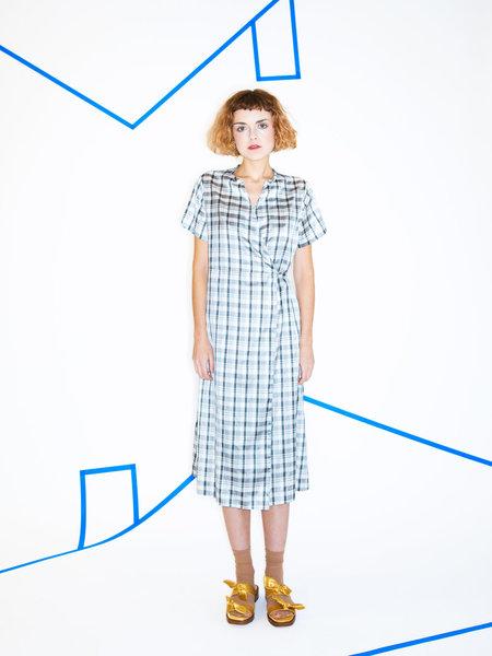 Nikki Chasin Leda Wrap Dress