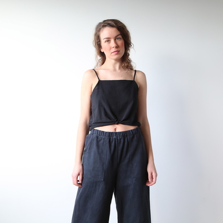 Hackwith Design House Easy Wide Leg Pant