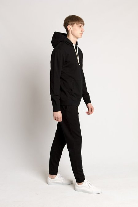 Reigning Champ Black Mid Weight Terry Sweatpants