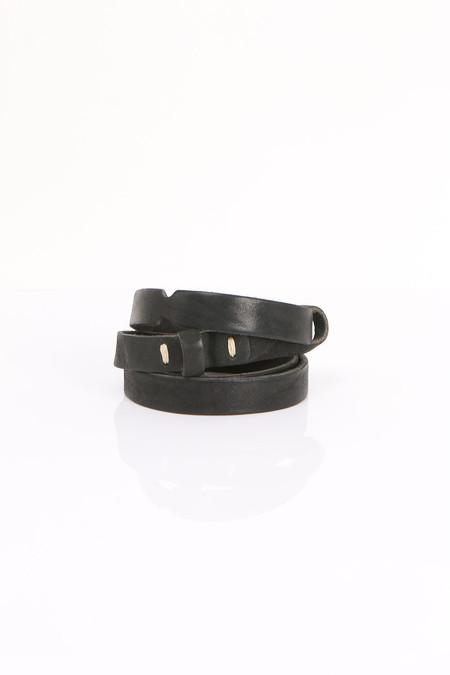 Pomandere Notched Belt