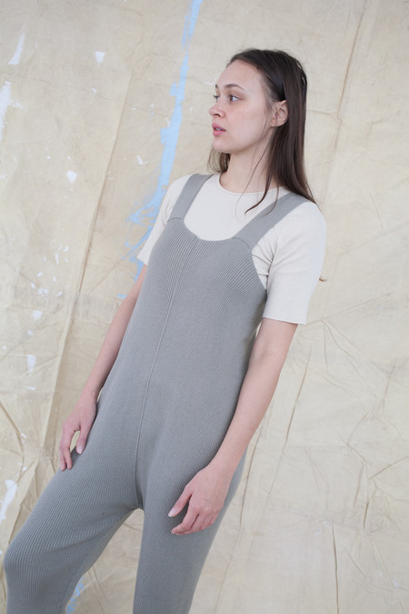 Lauren Manoogian Waders in Clay