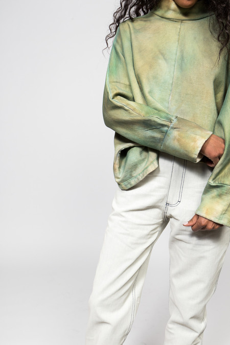 ECKHAUS LATTA Extended Sweatshirt