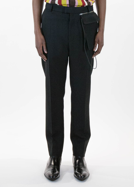 CMMN SWDN Stetson Trousers with Detachable Pouch