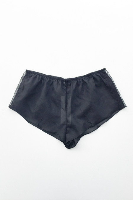 Salua Ana Tap Pants with Lace on Sides