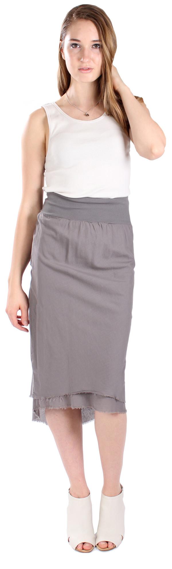Sirenuse Skirt in Dior Grey