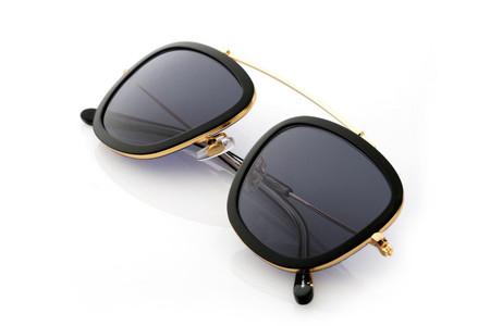 Krewe du Optic Huey Sunglasses in Black