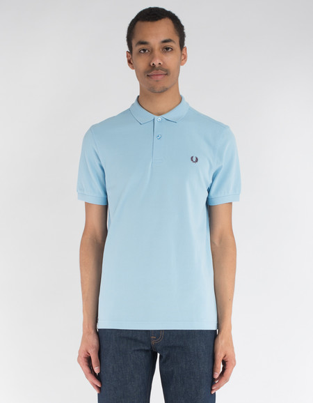 Fred Perry Plain Polo Glacier