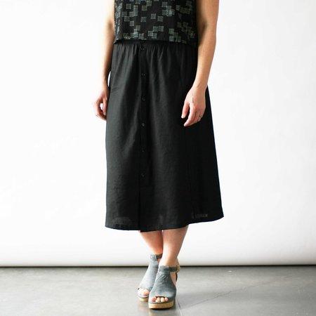 Make It Good Button Up Skirt