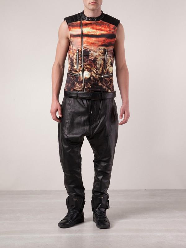 Sons of Heroes sleeveless biker shirt