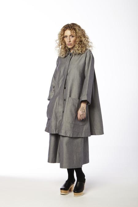 Kowtow  Seafarer Oversized Coat