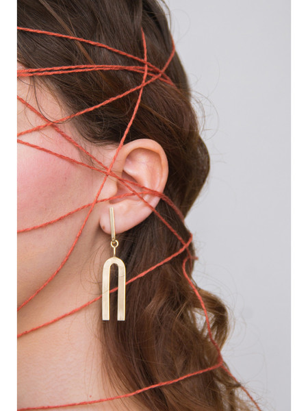Quarry Petite Lautner Earrings