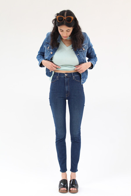 Mother Denim The Audrey Jean / Absolutely, Positively