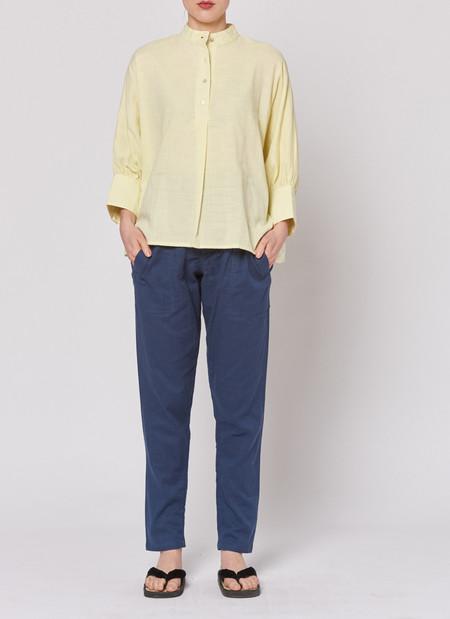 Built by Wendy Everyday Shirt - Lemon